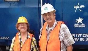 S.E. (Susan) and Warren McCurdy