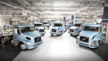 Volvo offering financing discount to military vets