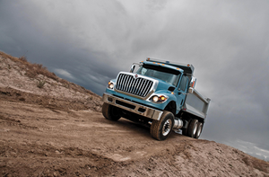Navistar stresses vocational commitment