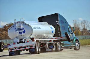 Bendix Breaks 300 000 Trucks Using Collision Stability System