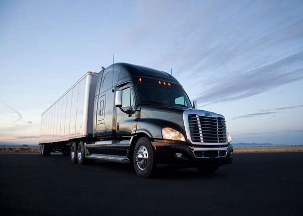 Goodyear tire recall prompts recall of 850 Freightliner trucks