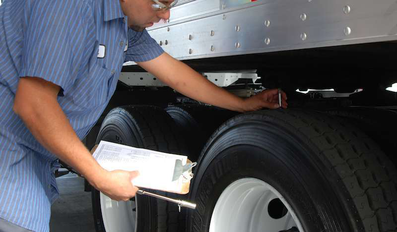 Dump the thump: Measuring tire pressure precisely is worth more than