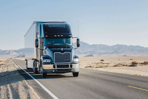 Mack engines, mDrive automated manual transmission and optimized aerodynamics have helped establish the Mack Pinnacle as a leader in on-highway fuel efficiency.