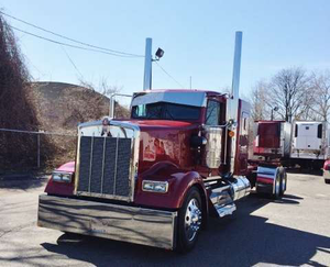 Anthony Fischkelta's 2014 Kenworth W900