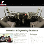 New Fontaine Homepage