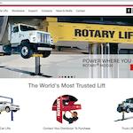 New Rotary Lift Homepage