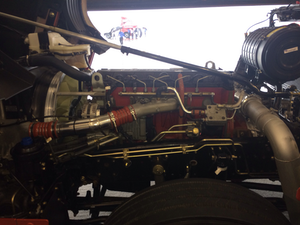 The new Cummins ISG diesel engine