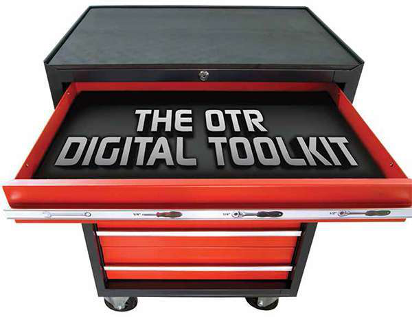 OTR Digital Tookit: Business, news, lifestyle, locator resources for owner-operators