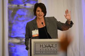 Angie Buchanan, Melton Safety and HR Vice President