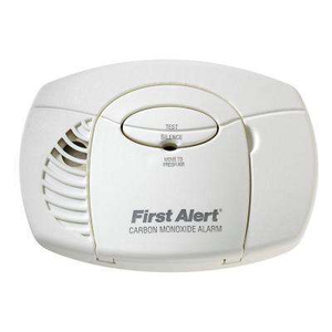 First Alert battery-powered CO detectors retail for around $20 at the Home Depot.