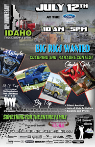 Idaho Truck Show and Shine 2014