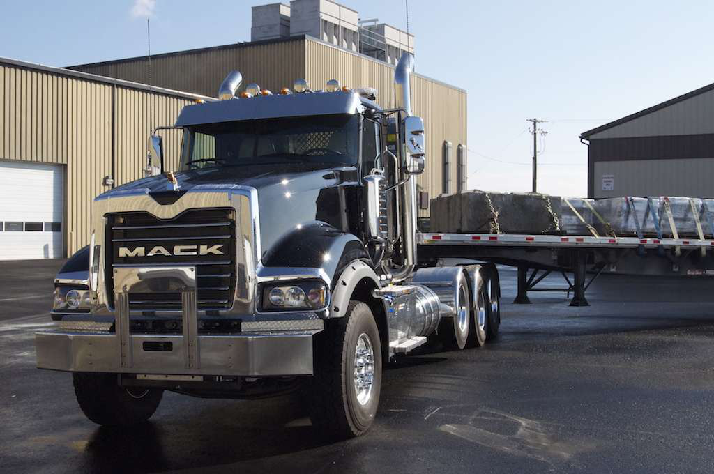 Mack announces $70M investment in truck assembly plant