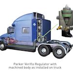 Parker-CNG-Vehicle-Gas-Regulator-System