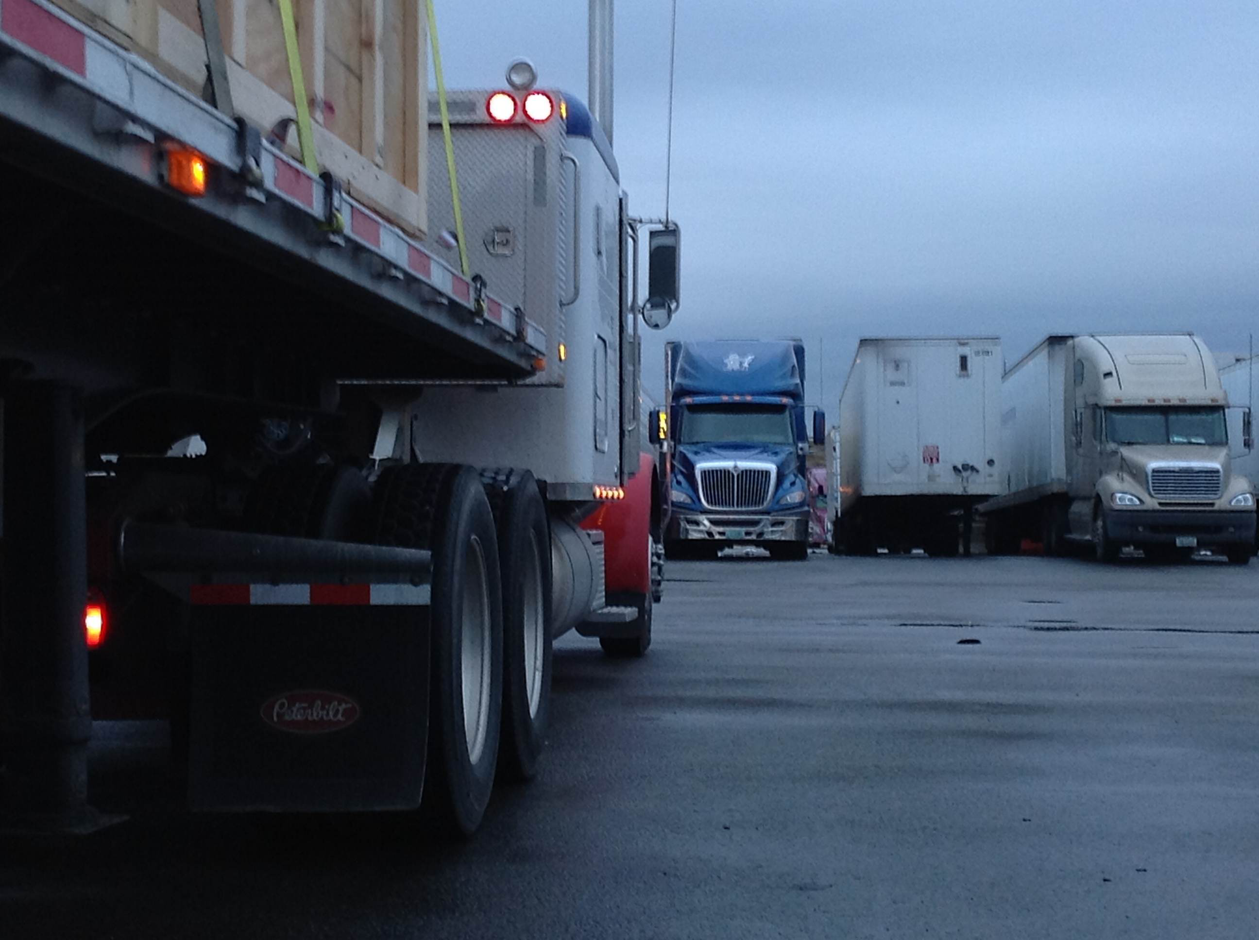 'All the money in the world' may not be enough to solve trucking's parking crisis, panelists say