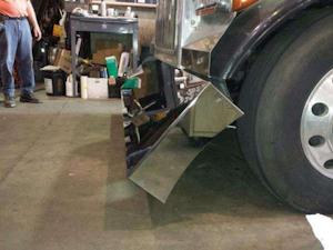 4 State Trucks Flip bumper kit on Project Triple Threat