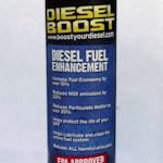 Diesel Boost diesel fuel additive