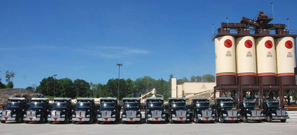 Kenworth T880 riding boost in vocational demand