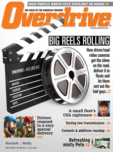 Camera systems utilized by fleets to capture both on-highway and in-the-cab behavior are the subject of our July 2014 cover story; access Part 1 of that story online via this link.