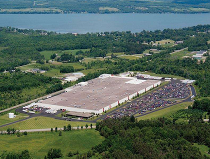 Cummins N.Y.  plant celebrates 40 years