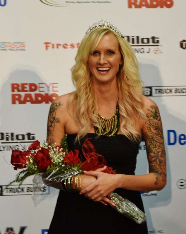 Overdrive's Most Beautiful winner Emily Weymouth crowned at GATS