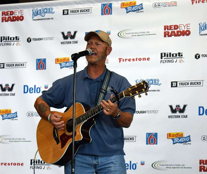 Moving new song from 2014 Trucker Talent Search winner Keith Sampson