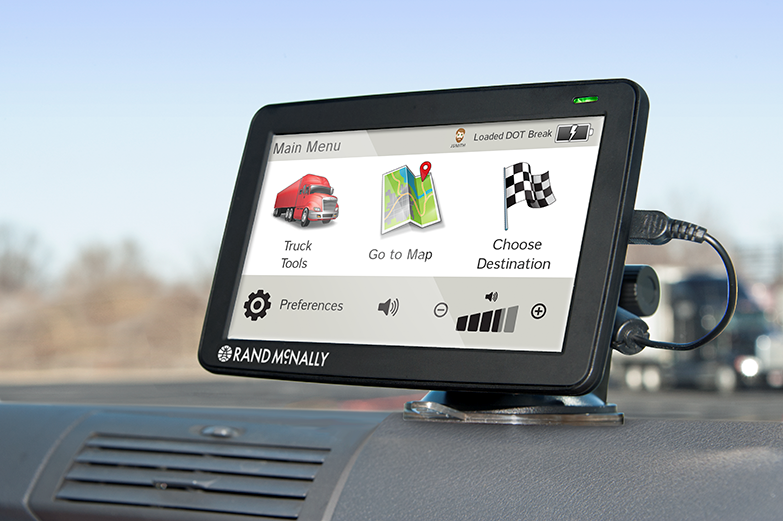 Rand McNally unveils new IntelliRoute truck-specific GPS, mobile ELD compatibility