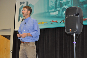 Tale of two drivers at Partners in Business: