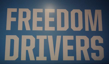 freedom drivers project logo