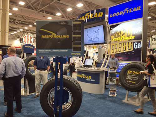 Goodyear offers fleet benefits to independents