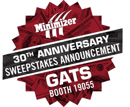 Minimizer giving away $30k for 30th anniversary