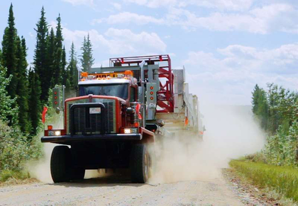 ATK Oilfield Transportation puts KW C500s to the test