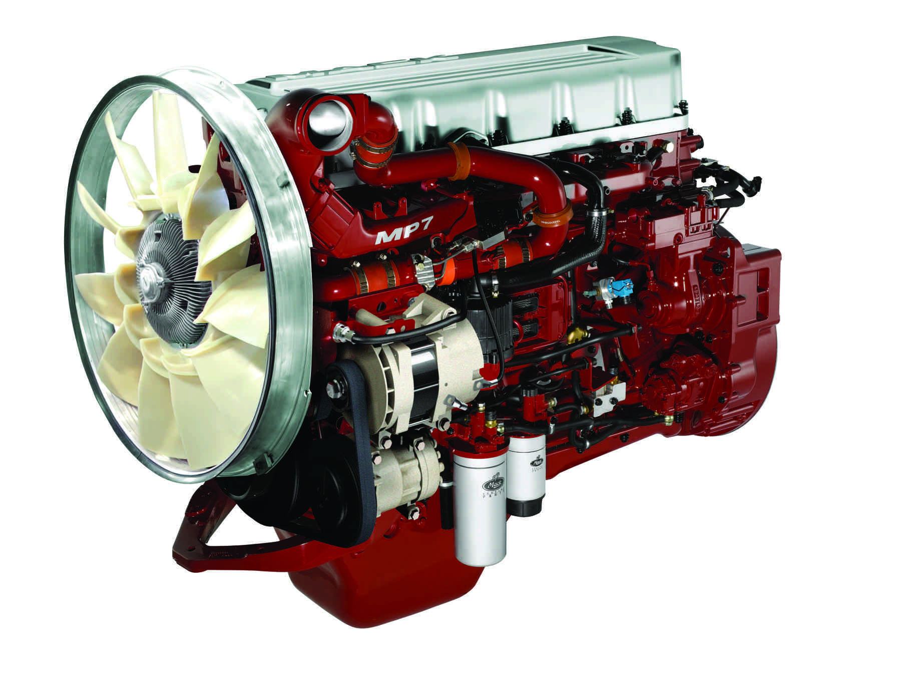 Mack announces new 405-hp MP7 engine