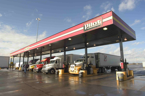 Pilot Flying J opens three new stops