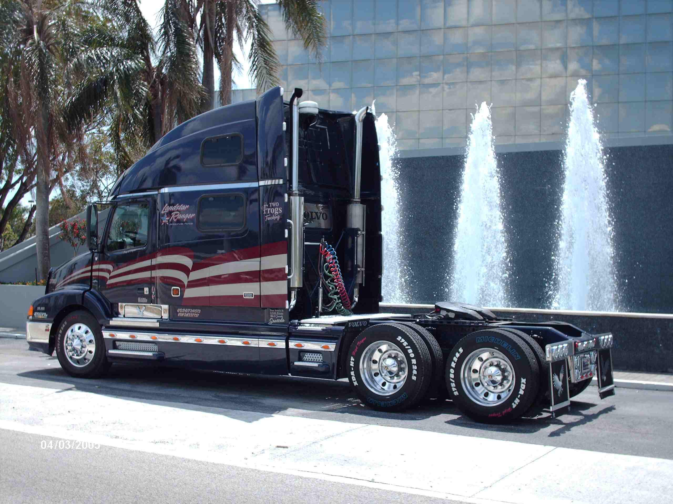 volvo trucksales autos sale sales sleeper americargo img for truck inc vnl