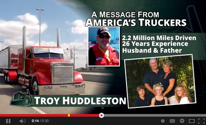 Video: A highway-safety public service announcement from the pros