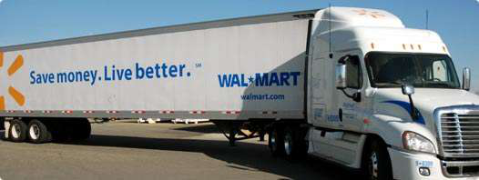 Drivers' case against Wal-Mart Trans. over unpaid on-duty time gets class-action certification