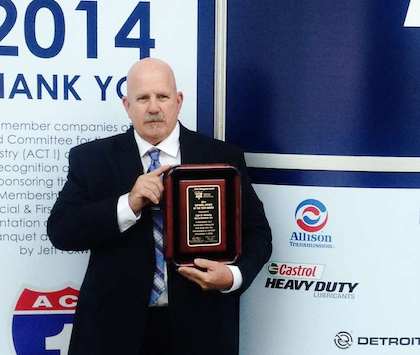 Carl Schultz named ATA driver of the year