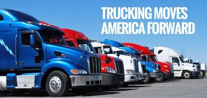 Trucking Moves America Forward