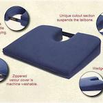 Tush Cush orthopedic cushion