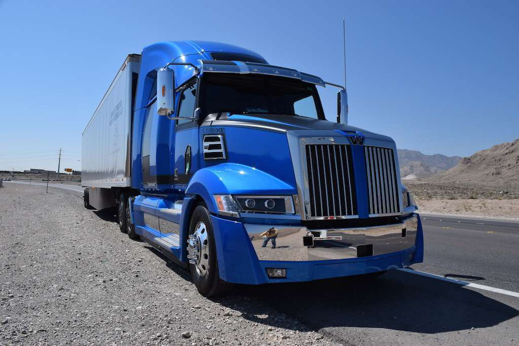 Drive test: Western Star's newly released 5700XE on-highway tractor