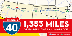 Love's expands nat gas network, opens new AL stop