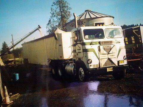 Remember when truckers 'had to drive' cabovers?