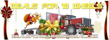 Meals for 18 wheels delivers
