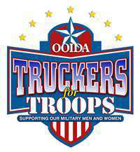 OOIDA holding ninth Truckers for Troops campaign Nov. 9-13