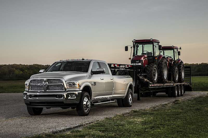 [small head]2015 Ram HD models (2500 and 3500), MSRP range with pickup bed: $30K-$54K