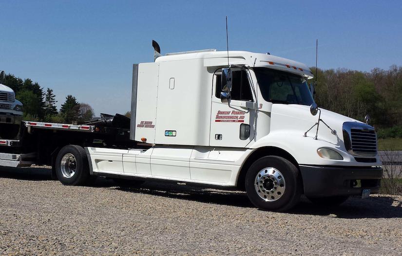 'Hotshot on steroids': Straight Forward Transportation of Ohio