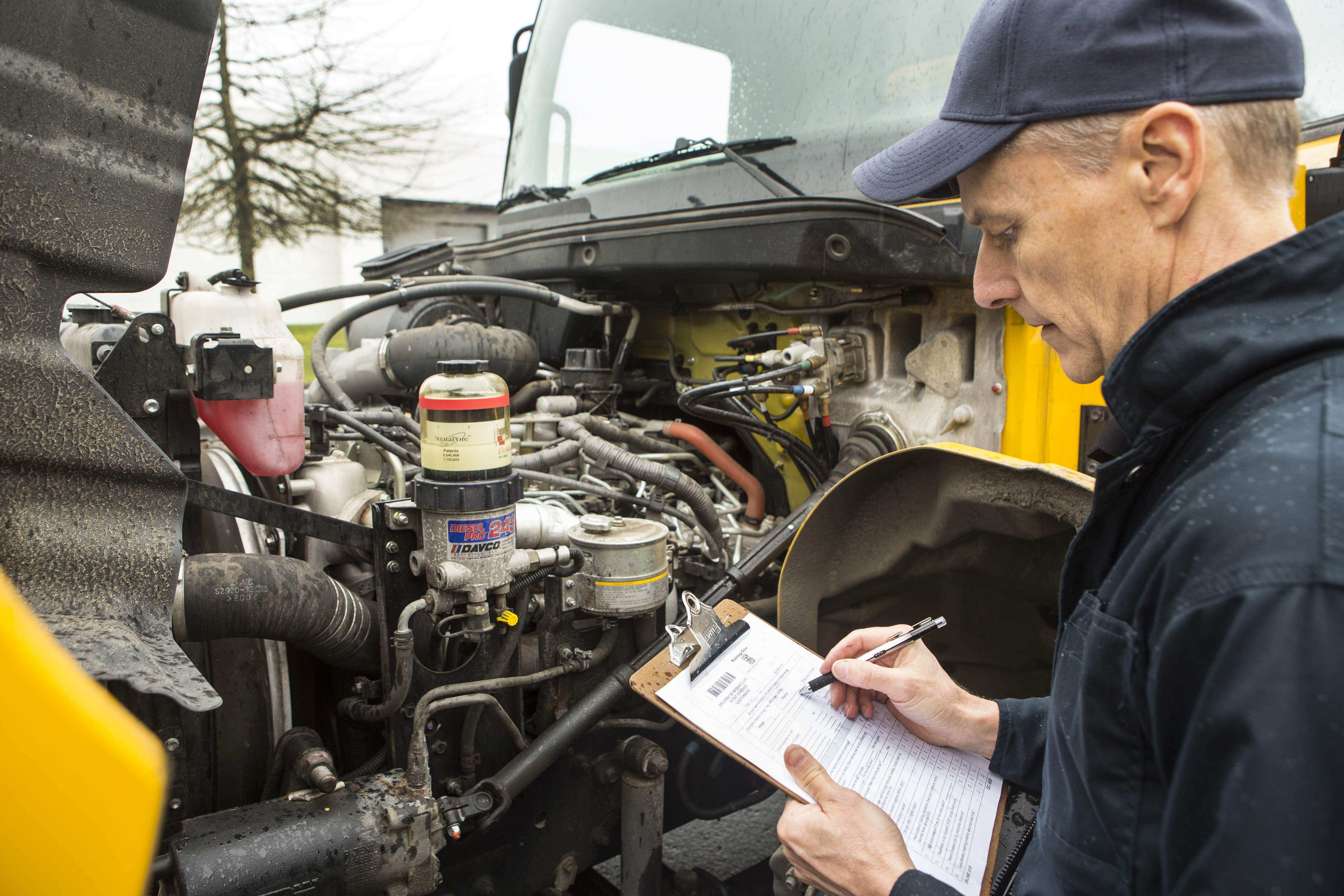 No Defect Driver Vehicle Inspection Reports No Longer Have