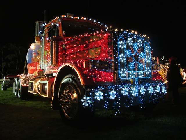 Trucking Christmas parades: Where and when to find them