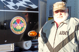 VIDEO: Driver's 'turn to give' in Wreaths Across America