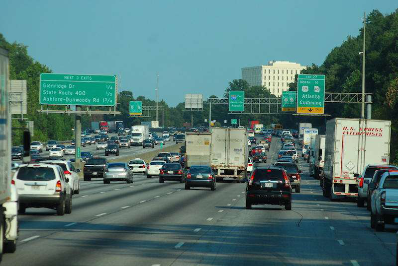 DOT: 3.2 trillion miles driven in 2016 on U.S. roadways